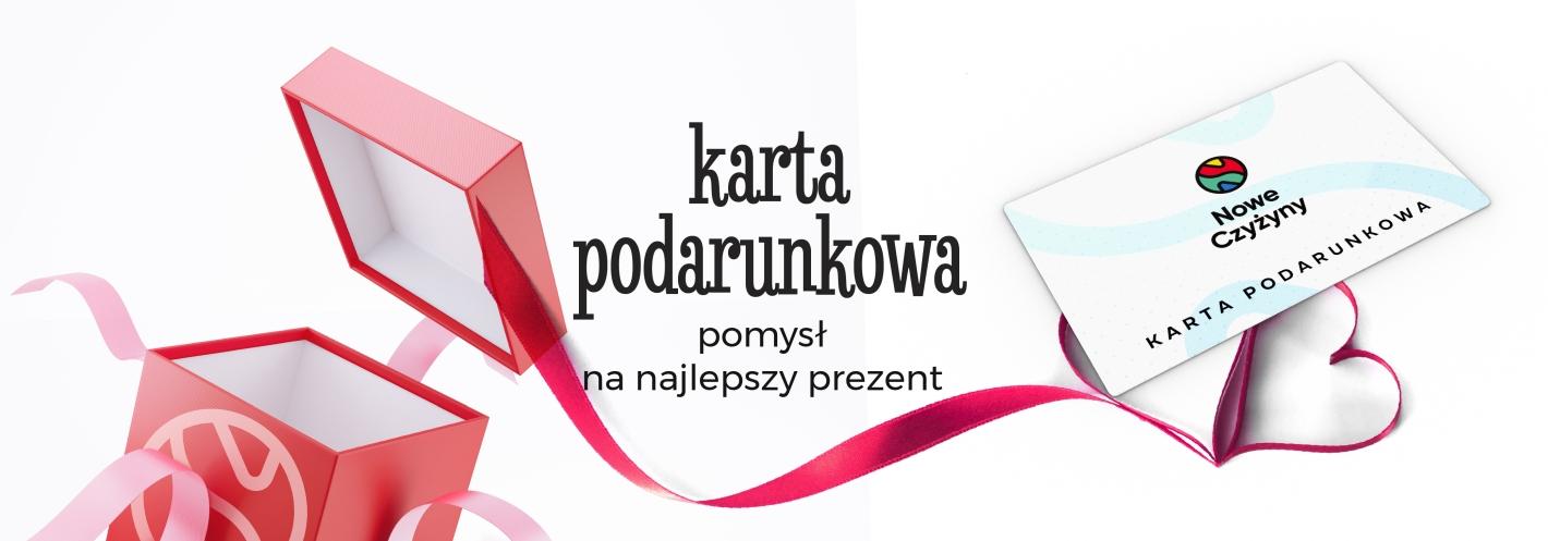 Karta Podarunkowa Centrum Nowe Czyzyny Krakow