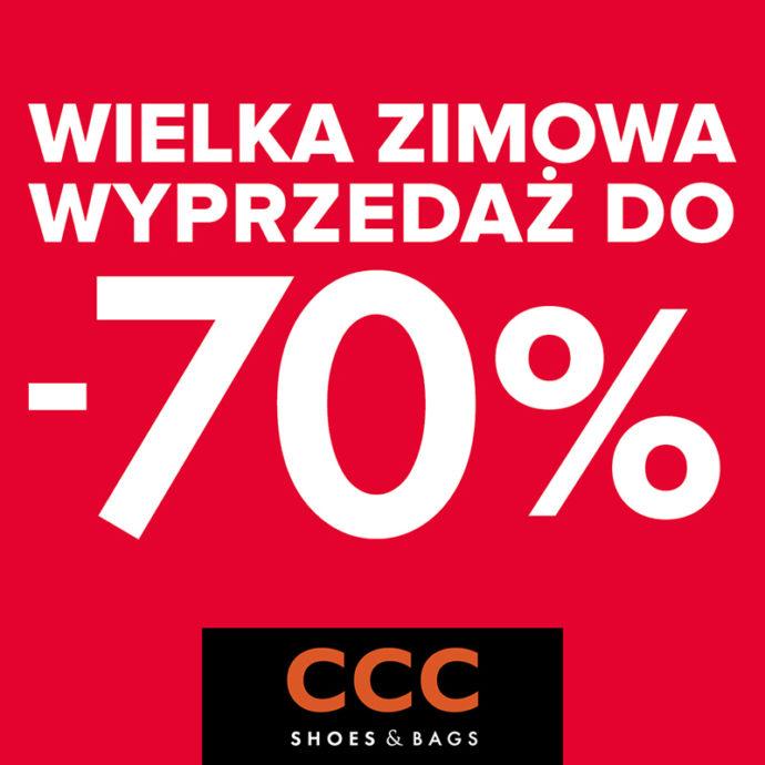 Zimowa Wyprzedaz W Ccc Do 70 Centrum Nowe Czyzyny Krakow