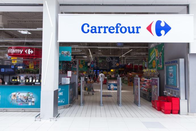 Carrefour Centrum Nowe Czyzyny Krakow