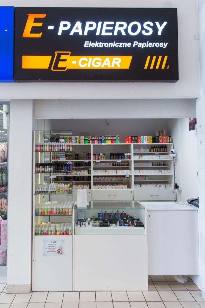 E Cigar Centrum Nowe Czyzyny Krakow