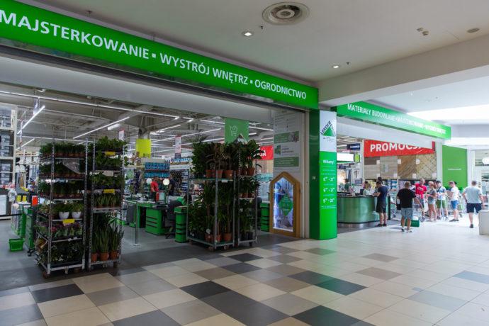 Leroy Merlin Centrum Nowe Czyzyny Krakow