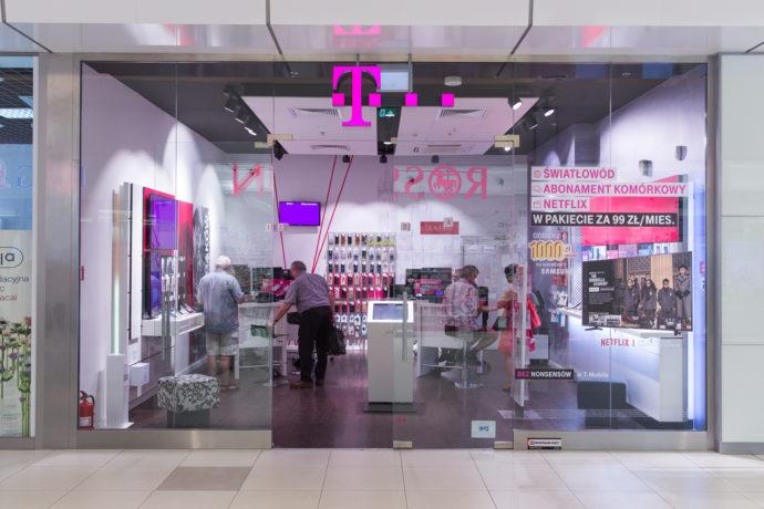 T Mobile Centrum Nowe Czyzyny Krakow