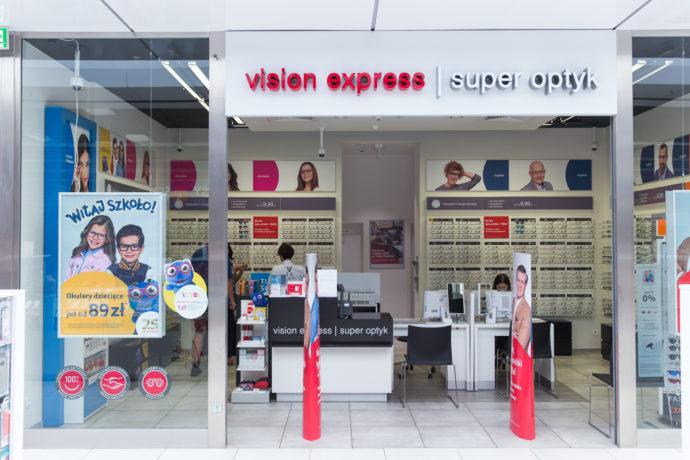 Vision Express Centrum Nowe Czyzyny Krakow
