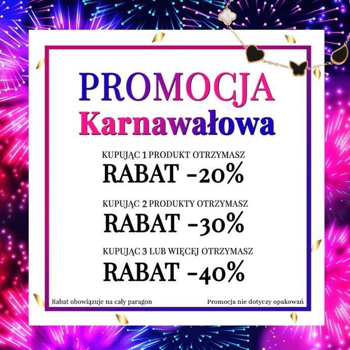 Promocja Karnawałowa