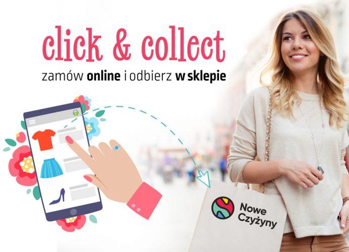 Zamów online, odbierz w Nowych Czyżynach!