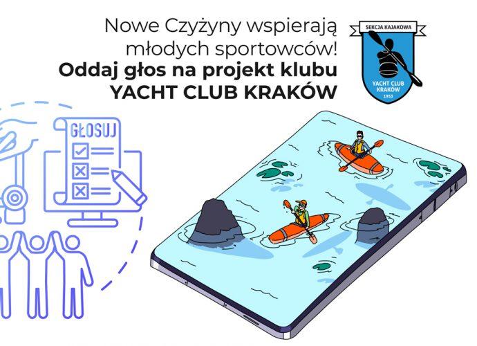 Głosuj na projekt w ramach 5 edycji BO Małopolska.