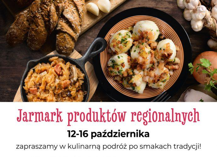 Produkty regionalne w Nowych Czyżynach